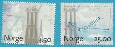 Norwegen aus 1996 ** postfrisch MiNr.1211-1212 - Erdgas!