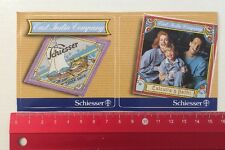 Aufkleber/Sticker: Schiesser - East India Company (160516111)