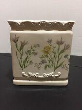 """Croscill """"Caroline"""" Ceramic Tissue Box Cover"""
