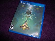 LIMITED RUN GAMES LRG #119 PAX PS VITA ///Oddworld Munch's Oddysee HD\ NEW