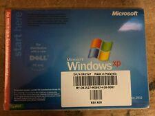 Sealed MICROSOFT WINDOWS XP Pro CD only