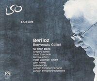 Sir Colin Davis - Berlioz: Benvenuto Cellini [CD]