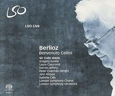 Sir Colin Davis - Berlioz: Benvenuto Cellini [CD]