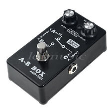 Genuine Belcat Guitar Amp Switch Box ROHS Active A-B BOX ABS-521 1input, 2output