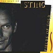 Sting : Fields of Gold - The Best of Sting 1984-1994 (CD, 1994) Ships for FREE~!