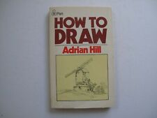 Adrian Hill, How to Draw, Pan, 1973