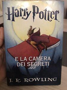 Harry Potter E La Camera Dei Segreti Edizione Mondadori!!