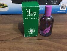 Fragrance femme Mure Sauvage EDT Spray 100ml By Yves Rocher 3.4fl.oz Women 3.3oz