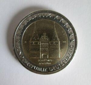 2 Euro commémorative Allemagne 2006 (Atelier G)