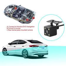 8 LED HD KFZ Auto Rückfahrkamera Einparkhilfe Kamera Nachtsicht Wasserdicht