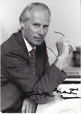 GEORGE MARTIN (1926-2016) hand signed autographed photo ] photograph - producer