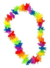 1 x Hawaiian Fancy Dress Lei Necklace 30 Flowers Party Supply Accessories