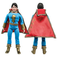 Shazam Retro Action Figure Series: Shazam Jr. Blue/Gold [Loose Factory Bag]