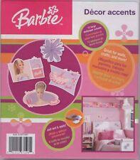 Barbie Wallpaper Cutouts Lk67198C girls wall decor pink purple prepasted