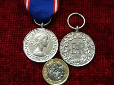 Replica Copy QEII Royal Victorian Medal Full Size