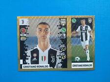 Figurine Panini Fifa 365 2018-19 2019 n.236 Cristiano Ronaldo Juventus