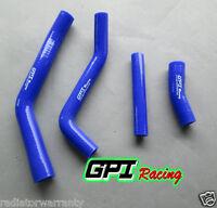 YAMAHA YZF450 YZ450F 2010-2017 11 12 13 14  silicone radiator hose BLUE