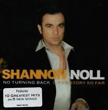 SHANNON NOLL No Turning Back The Story So Far CD NEW Greatest Hits