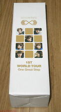 INFINITE 2014 1ST WORLD TOUR ONE GREAT STEP RETURNS OFFICIAL GOODS TUMBLER NEW