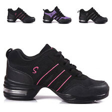 Dance Shoes Sneakers Bloch Style Heels for Jazz Hip Hop Gymnastics Gym Hiking
