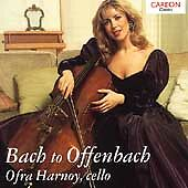 Bach To Offenbach - Ofra Harnoy CD