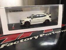 Honda Collectors Edition White Civic Type-R Die Cast 1:43 Scale Model Car