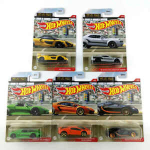 2021 Hot Wheels 1/4 Mile Final Series Diecast Metal Cars 1:64 PRIORITY SHIPPING