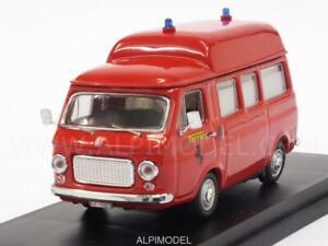 Fiat 238 Antincendio Pista Fiorano Ferrari Anni 70 1:43 Rio 4537