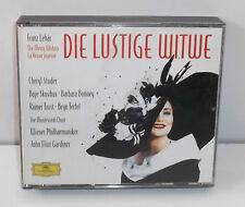 439 911-2 Lehar The Merry Widow Weiner Philharmoniker John Eliot Gardiner 1CD
