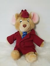 "The Great Mouse Detective 15"" Basil Plush"