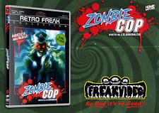 ZOMBIE COP (DVD - Audio Originale Inglese / Sub: ITA/ENG/FR/ESP) Freak Video