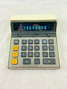 Vintage - Canon - Canola L813 - Calculator - Works Perfectly