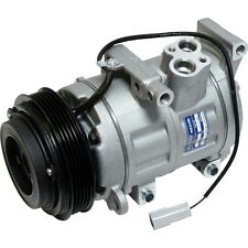 New AC A/C Compressor Fits: 2010 - 2013 Mazda 3 2.0L DOHC Non Turbo 5 Speed ONLY