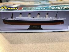 New~ Revel~ Rms Titanic 1:570 ~ Model kit 0445 ~Plastic