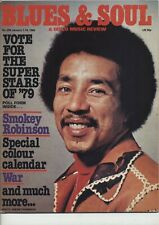 Blues & Soul Magazine 1980 SELECT FROM Issues 294-320