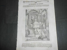 1841 CATTEDRALE PALERMO MARCHESE LUIGI GAGLIARDI CASTELLO BARADELLO COMO