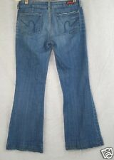 """Citizens of Humanity Faye #003 Low Waist Full Leg Jeans size 29 Inseam 29"""""""