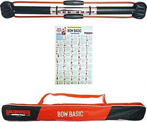Bullworker Bow Basic: Introductory Isometric Strength Training Equipment For