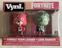 Funko Vynl Collectibles Fortnite Figures Cuddle Team Leader Love Ranger NEW NIB