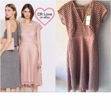 V-Neck Dresses A-Line