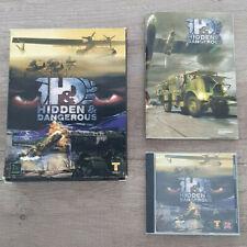 Hidden & Dangerous, Take 2, PC Big Box, CD-ROM