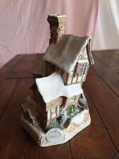 David Winter Cottages OLD JOE'S BEETLING SHOP By John Hine 1993
