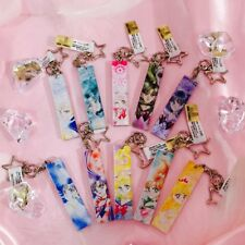 Sailor Moon Store original goods Acrylic Stick Key Chain 10set complete Japan