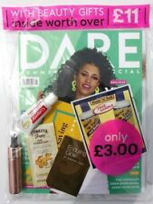 DARE FIT + HEALTHY MAGAZINE SUMMER 2019 ~ VICK HOPE ~ FREE GIFTS ~ NEW ~