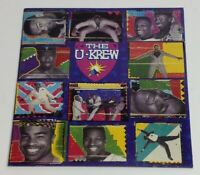 The U-Krew: 1989 CD - Let Me Be Your Lover/Pump Me Up/If U Were Mine - 11 Tracks