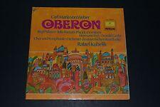 Carl Maria Von Weber - Oberon - Rafael Kubelik Deutsche Grammophon FAST SHIPPING