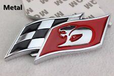 1pcs Auto car Red LION HELMET HSV for VT VX Emblem Badge Sticker