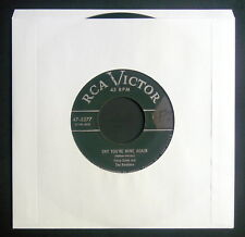 Perry Como and The Ramblers - 45 RPM - Say You're Mine Again - My One And Only H