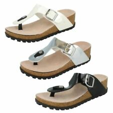 Spotted Wedge Slides Sandals & Beach Shoes for Women