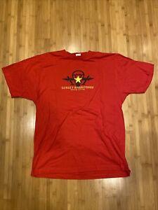 Vintage Sergey Kharitonov Russian Top Team T-Shirt - XL X-large - MMA Pride FC